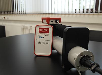 GAMMO – Strahlen-Messgeräte für den mobilen Einsatz